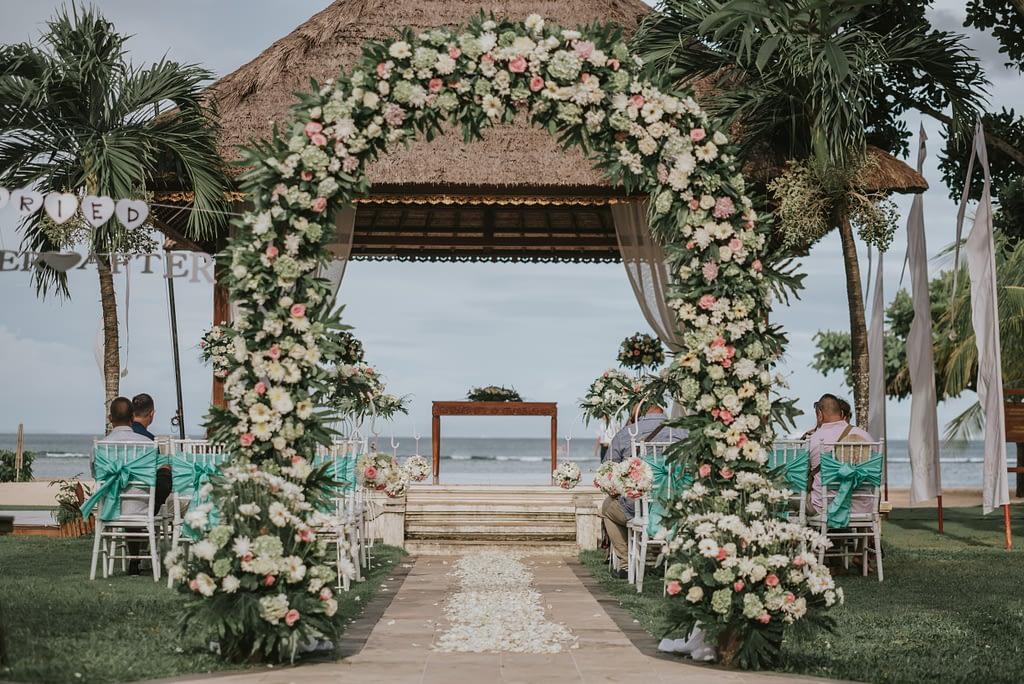 Bali Moon Wedding - Bali Beach Wedding