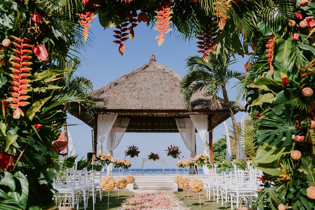 Bali Nusa Dua wedding - Bali Moon Wedding