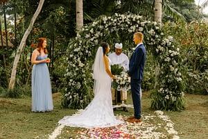 Wedding in Bali - Bali Moon Wedding